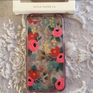 Rifle Paper Co Floral iPhone 6/6S Case
